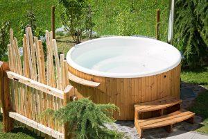 hot tub wiring